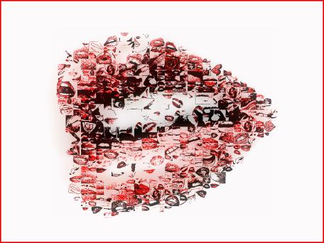 Bilder Zahnpraxis Wartezimmer, Phantastische Lippen, schöne Zähne, erotische Lippen, rote Lippen, Lippen, perfekte Zähne, schöne Lippen, Kunst, Galerie, zeitgemäße-Kunst, moderne-Pop Art, Lippenkunst, Zahnkunst, Zahnpraxis, Wartezimmerkunst, Kunst Zahnarz
