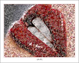 LPhantastische Lippen, schöne Zähne, erotische Lippen, rote Lippen, Lippen, perfekte Zähne, schöne Lippen, Kunst, Galerie, zeitgemäße-Kunst, moderne-Pop Art, Lippenkunst, Zahnkunst, Zahnpraxis, Wartezimmerkunst, Kunst Zahnarztpraxen, Kunst Zahnarzt, Zahn-