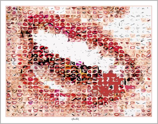 Phantastische Lippen, schöne Zähne, erotische Lippen, rote Lippen, Lippen, perfekte Zähne, schöne Lippen, Kunst, Galerie, zeitgemäße-Kunst, moderne-Pop Art, Lippenkunst, Zahnkunst, Zahnpraxis, Wartezimmerkunst, Kunst Zahnarztpraxen, Kunst Zahnarzt, Zahn-K