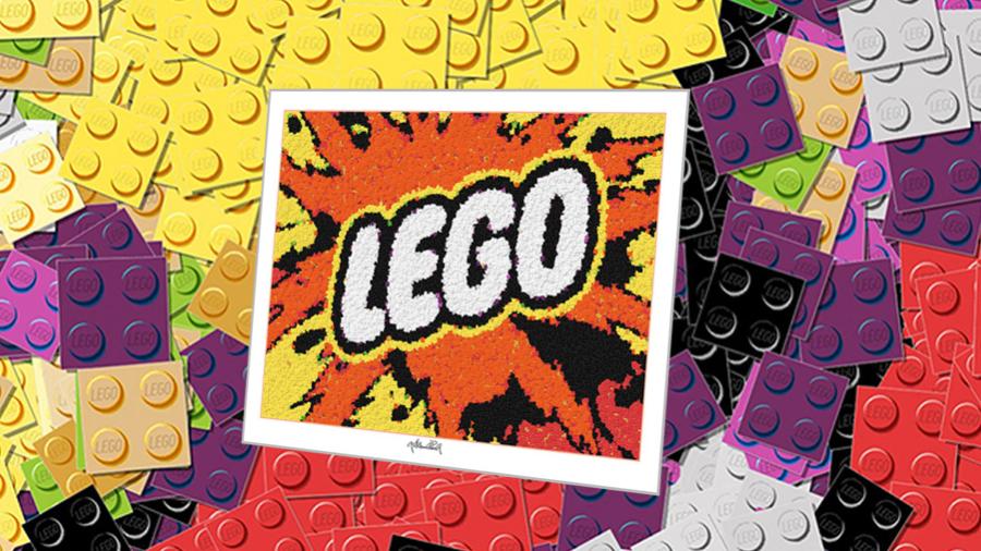 Legokunst, Kunstbilder aus Legosteinen, Kunst mit Legosteinen, Art of Brick, Lego Art, Legoart, Legokunst, Bilder aus Legosteinen, Lego Steine, Lego-Kunst, Lego Kunstwerke, Lego Art