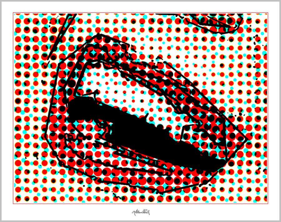 perfekte Zähne, erotische Lippen, rote Lippen, Lippen, schöne Lippen, Lippenkunst, Zahnkunst, Zahnpraxis, Wartezimmerkunst, Kunst Zahnarztpraxen, Kunst Zahnarzt,
