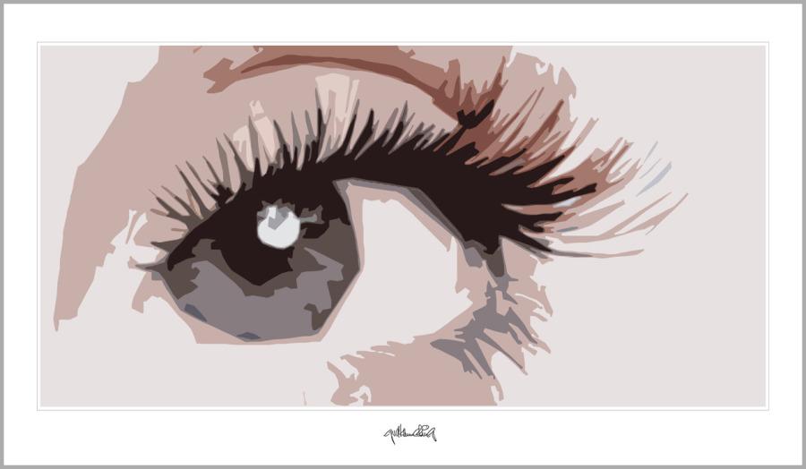 schöne Augen, erotische Augen, blaue Augen, Augen, lange Wimpern, große Augen, Augenkunst, Auge und Kunst, Augenpraxis,