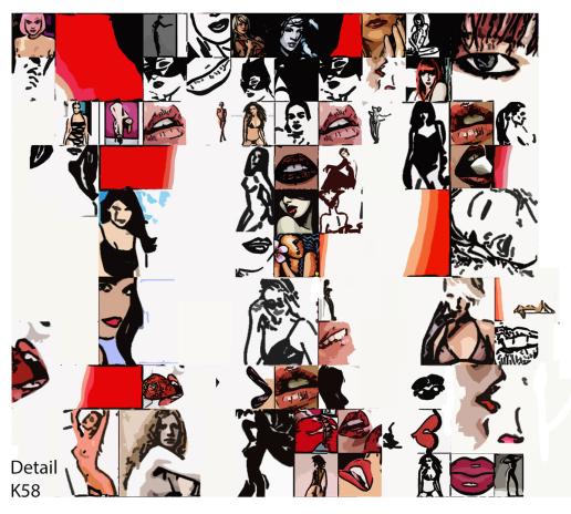 rote Lippen, erotische Lippen, Lippenerotik, Phantastische Lippen, schöne Zähne, erotische Lippen, rote Lippen, Lippen, perfekte Zähne, schöne Lippen, Kunst, Galerie, zeitgemäße-Kunst, moderne-Pop Art, Lippenkunst, Zahnkunst, Zahnpraxis, Wartez