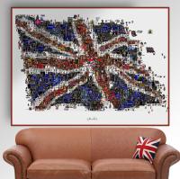 Union Jack, England Pur