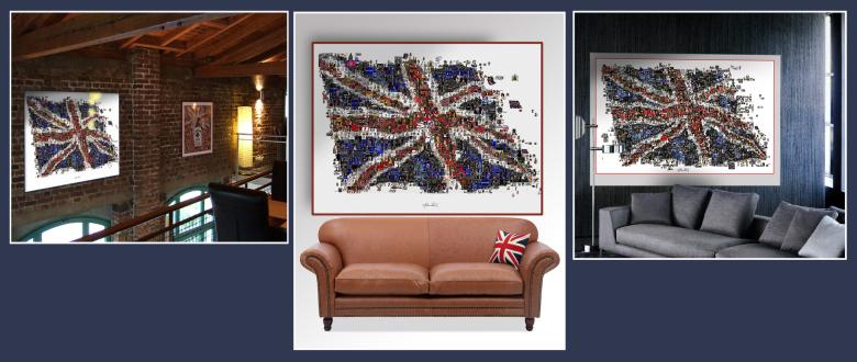 Union Jack Kunst