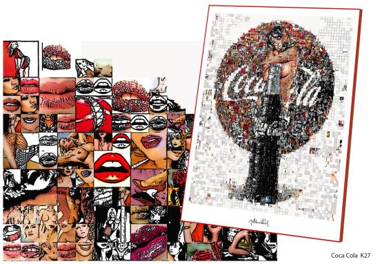 Mel Ramos, moderne Pop Art Bilder, Erotische Kunst, nackt, Frau, Sexy, Kunst und Erotik, Erotik in der Kunst, erotische Darstellung, moderne Kunst, zeitgenössische Kunst, Pop art, amerikanische Pop Art, Pin-up, Pin-up Kunst,  Kunst, Art, Galerie, Kunstgal