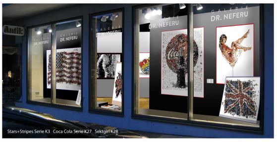 Moderne Pop-Art - Mel Ramos, Erotische Kunst, nackt, Frau, Sexy, Kunst und Erotik, Erotik in der Kunst, erotische Darstellung, moderne Kunst, zeitgenössische Kunst, Pop art, amerikanische Pop Art, Pin-up, Pin-up Kunst,  Kunst, Art, Galerie, Kunstgalerie,