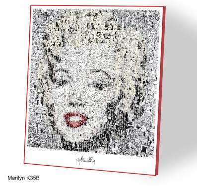 Marilyn, Marilyn Monroe, Marilyn Portrait, Wandbild, Kunst Galerie, Artfair