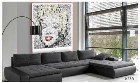 Marilyn, Marilyn Monroe, Marilyn Portrait, moderne Pop Art, Pop Art Marilyn, Marilyn Kunst, Marilyn Monroe Wandbildbild, Marilyn Monroe Fotografie, Kunst und Marilyn, Kunst, Art, Galerie, Kunstgalerie, zeitgenössische Kunst,