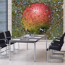 Apfel Kunstbild