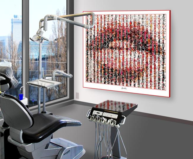 Behandlungszimmer, Gestaltung, Zahnarzt