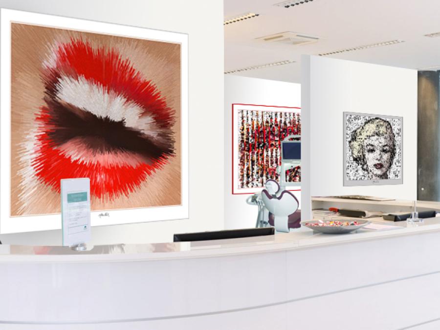 Zahnarzt ,Voyer, Design, Möbel