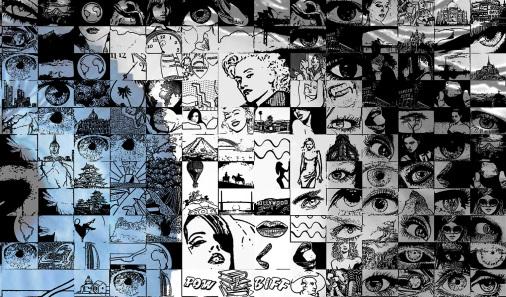 Augen, Kunst, Augenbilder