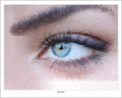Bilder Rezeption, Augenklinik, Augenarzt Kunst und Augen, Wandbild, Bilder Wartezimmer, schöne Augen,