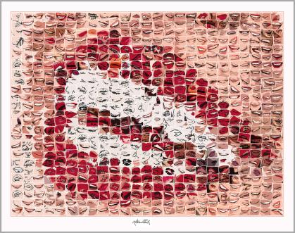 schöne Zähne, Bilder fürs Wartezimmer, Vernissage, Kunstausstellung, Bild Kunstausstellung,