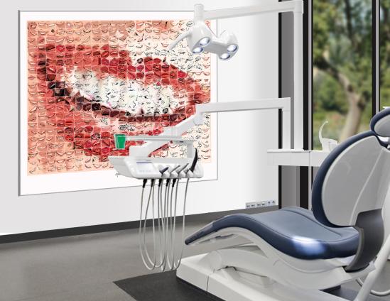 Behandlungszimmer, Zahnarzt, Technik