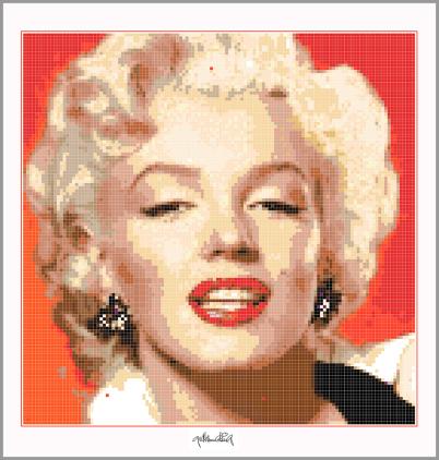 Marilyn Monroe, Marilyn Portrait,