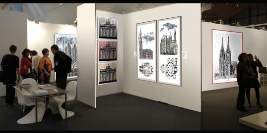 Kunstausstellung, Art fair, Ausstellung, Lippenbilder, Kunstgalerie, Kunstgalerie, Vernissage,