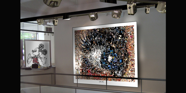 Art Fair, Kunstgalerie, Ausstellung, Vernissage