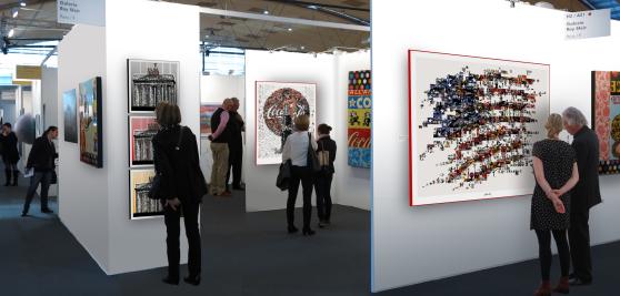 Artfair, Kunstausstellung