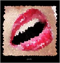 perfekte Zähne, erotische Lippen, rote Lippen, Lippen, perfekte Zähne, schöne Lippen, Lippenkunst, Zahnkunst, Zahnpraxis, Wartezimmerkunst, Kunst Zahnarztpraxen, Kunst Zahnarzt, Zahn-Kunst, Zahnarzt Wartezimmer, Kunst für Zahnärzte