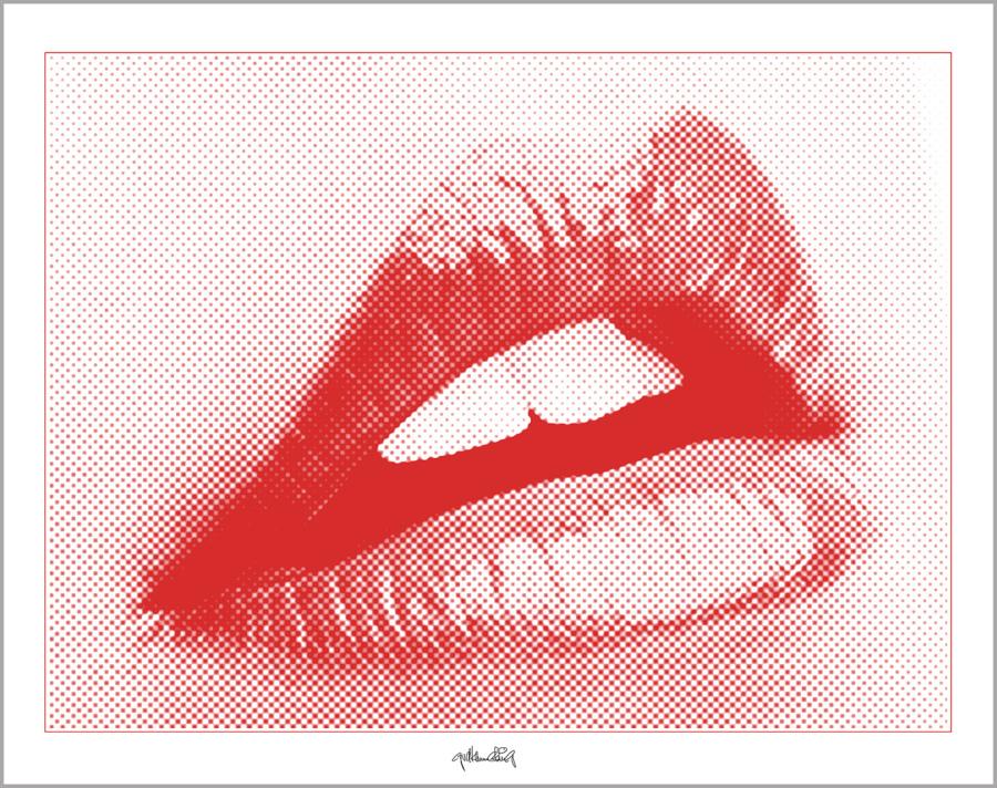 schöne Lippen, Lippenkunst, Zahnkunst, Zahnpraxis, Wartezimmerkunst, Kunst Zahnarztpraxen, Kunst Zahnarzt, Zahn-Kunst, Zahnarzt Wartezimmer, Kunst für Zahnärzte, Wandbilder für Zahnärzte und Zahnpraxen, Kunst Zahn, Kunst und Zähne, Lippen und Kunst, Lippe