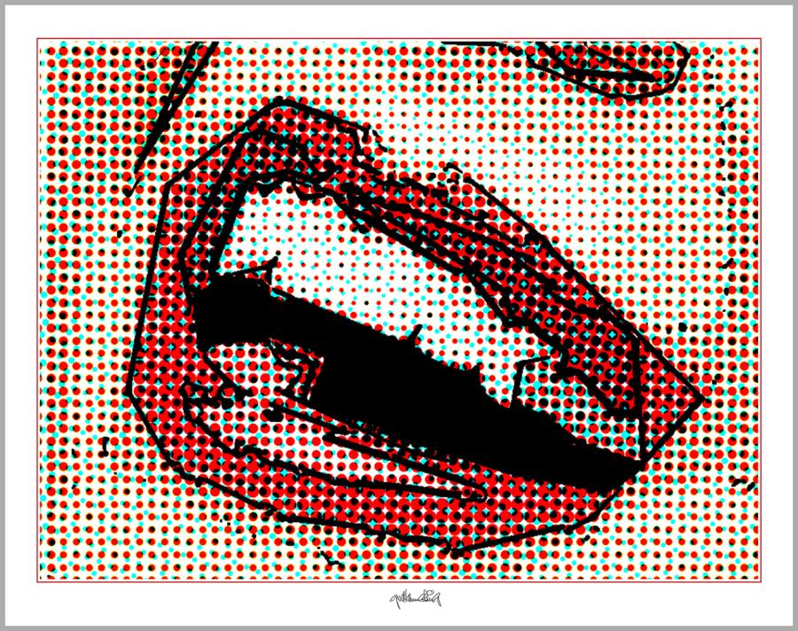 Lippenkunst, Zahnkunst, Zahnpraxis, Wartezimmerkunst, Kunst Zahnarztpraxen, Kunst Zahnarzt, Zahn-Kunst, Zahnarzt Wartezimmer, Kunst für Zahnärzte,