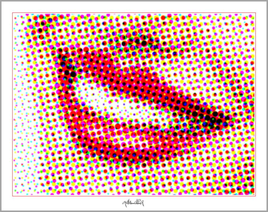 perfekte Zähne, erotische Lippen, rote Lippen, Lippen, schöne Lippen,  Wandbild Wartezimmer,