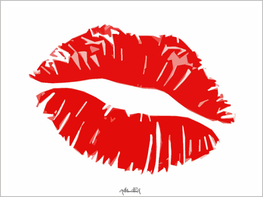erotische Lippen, rote Lippen, Lippen, schöne Lippen, , Lippenkunst, Zahnkunst,