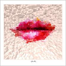Phantastische Lippen