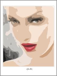 Portrait, Frauenportrait, Kunstportrait,