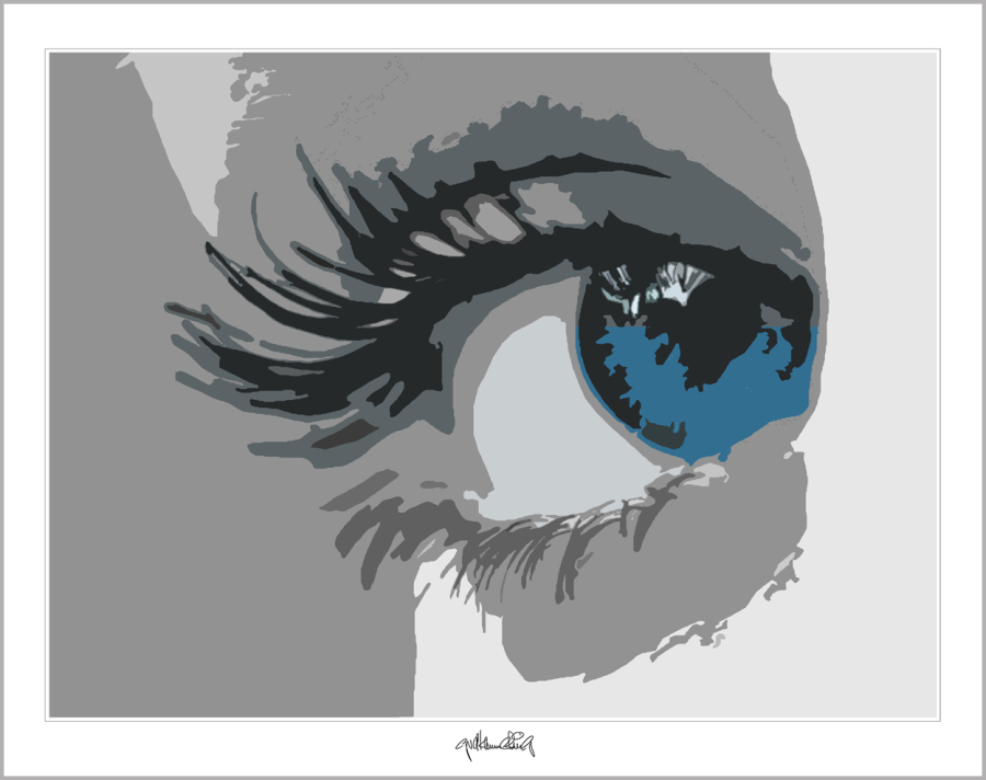 zeitgenössische Kunst, moderne-Pop Art, Bilder fürs Wartezimmer, Kunst und Augen,