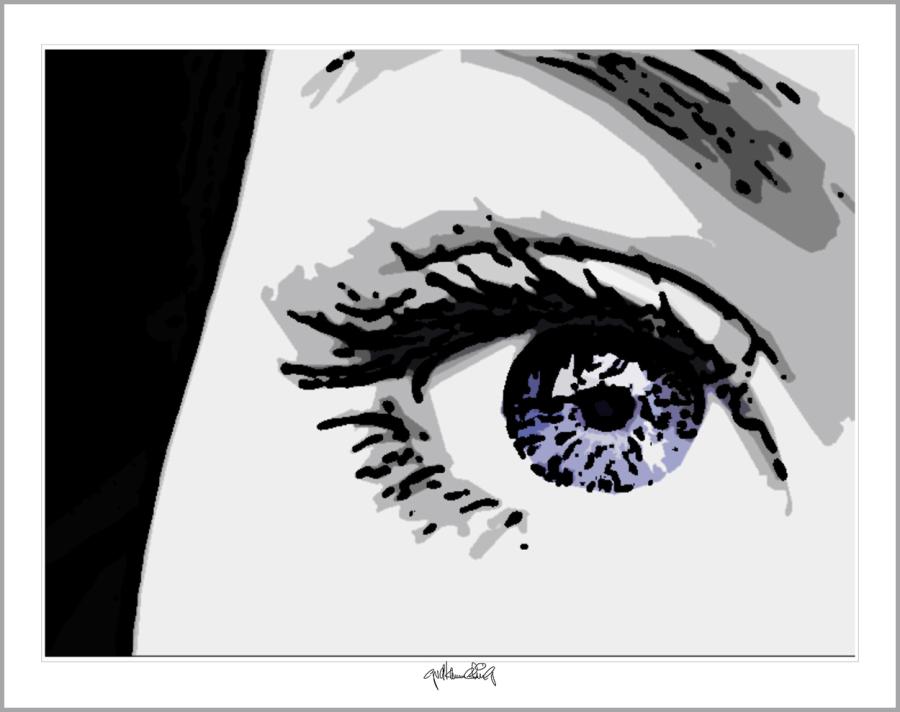 Auge und Kunst, Augenpraxis, Wandbilder für Augenärzte und Augenarztpraxen, Kunst mit Augen, Kunst und Augen,