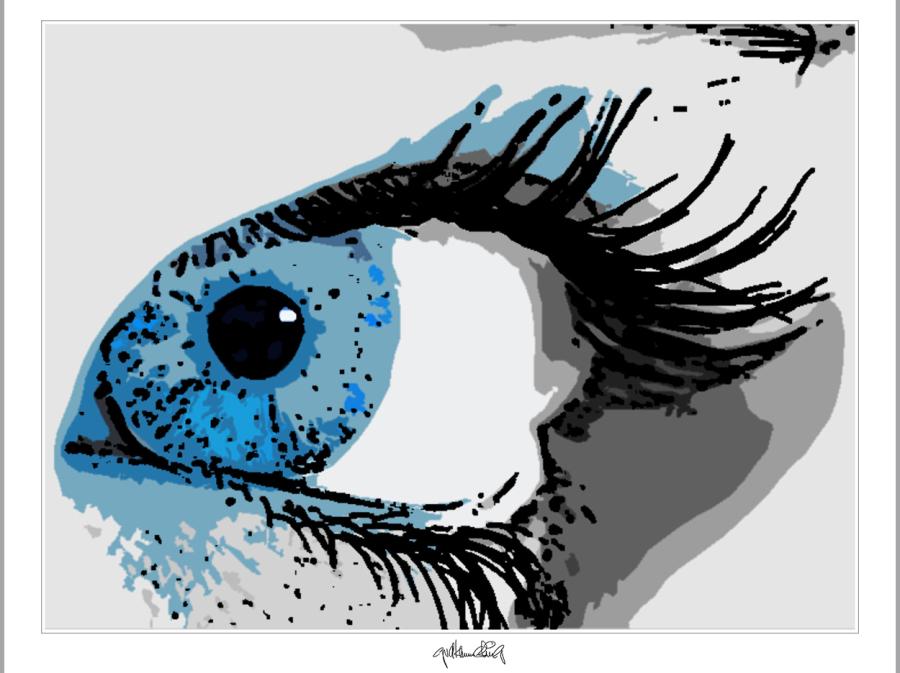 Kunst Augenpraxen, Bilder für Augenarztpraxen