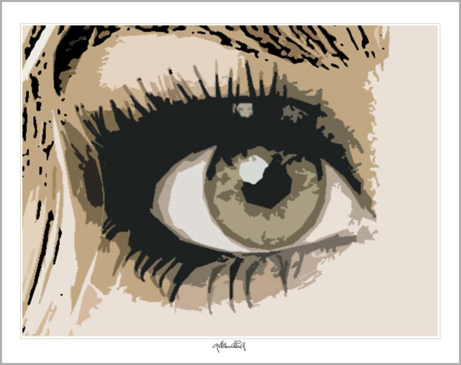 erotische Augen, blaue Augen, Bilder Rezeption, Augenklinik, Augenarzt