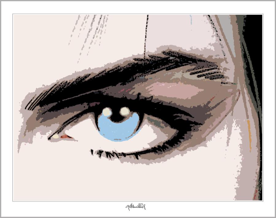 Augen,  zeitgenössische Kunst, moderne-Pop Art, Bilder fürs Wartezimmer, Kunst und Augen,