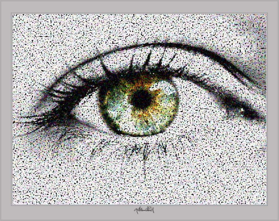Bilder für Augenarztpraxen, Kunst mit Augen, Augenarztpraxis, Kunst für Augenärzte, Bilder Rezeption