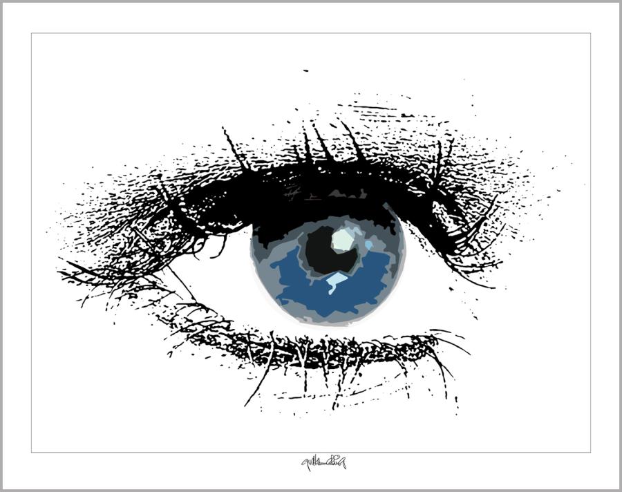 Augen, Kunst Augenpraxen, Bilder Augenklinik, Augen-Kunstobjekte,