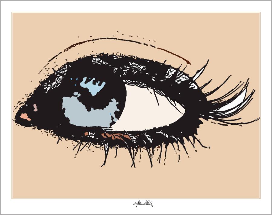 Augen, Bilder Augenarzt Wartezimmer, Kunst für Augenärzte, Augen und Kunst,