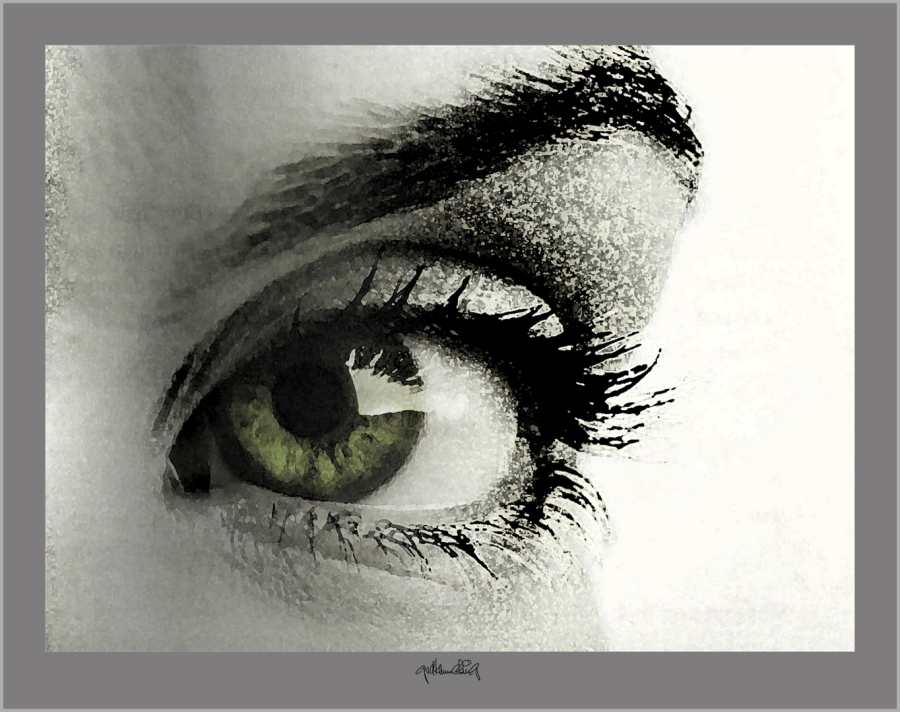 Augenarztpraxis, Bilder für Augenarztpraxen, Kunst mit Augen, Kunst für Augenärzte,