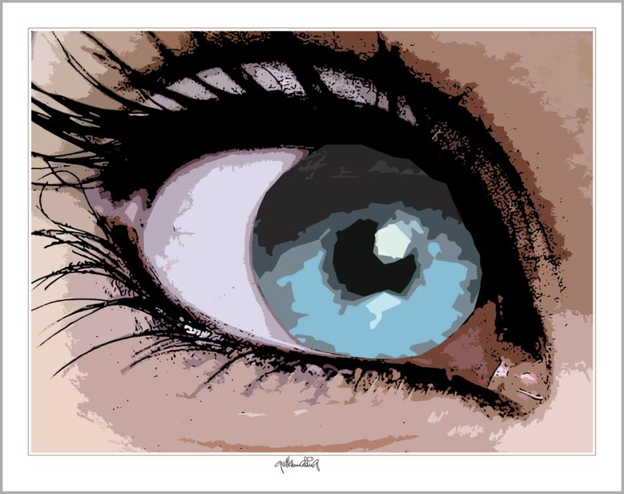Augenpraxis, Wartezimmerkunst, Kunst Augenpraxen, Kunst Augenklinik,