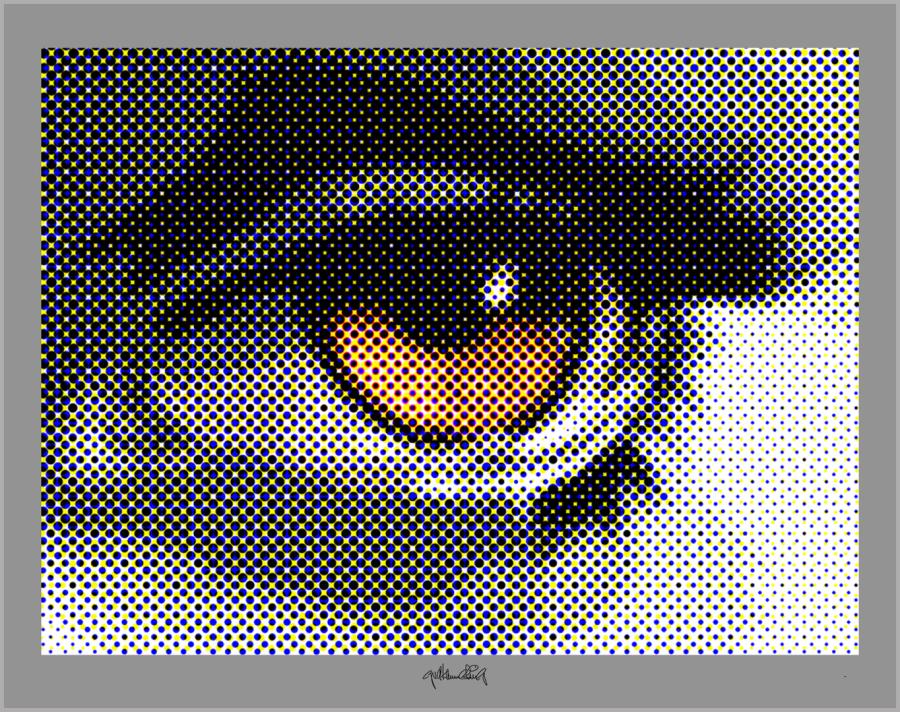 Augen, lange Wimpern, große Augen, Augenkunst, Auge und Kunst,