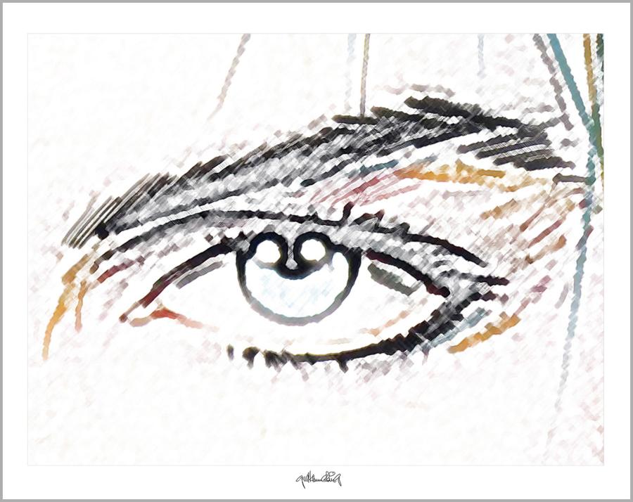 Augen, Kunst, Bild, Wandbild, Rezeption, Augenarzt, Augen und Kunst,
