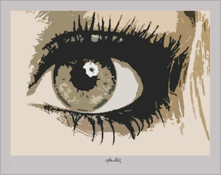 Kunst Augenpraxen, Bilder für Augenarztpraxen,
