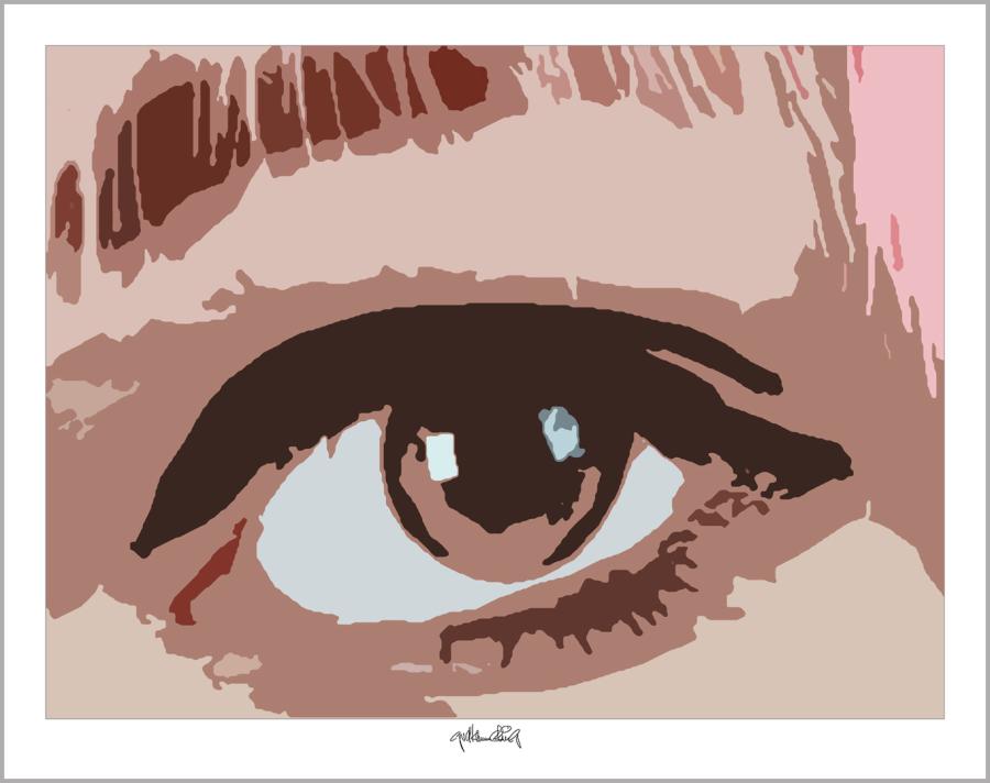 Bilder fürs Wartezimmer, Kunst und Augen, Wandbilder für Augenärzte und Augenarztpraxen
