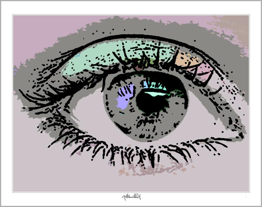 Bilder Augenarzt Wartezimmer, Kunst für Augenärzte,