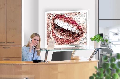 Zahnarzt ,Voyer, Einrichtung, Design
