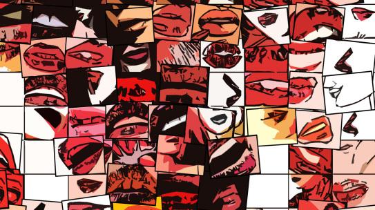 Kunst Wandbilder Zahnarzt